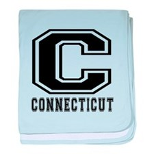 Connecticut State Designs baby blanket