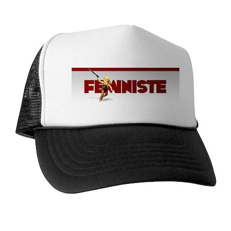 Feministe Trucker Hat