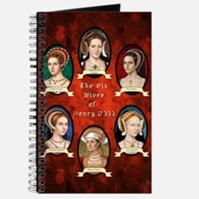 Six Wives of Henry VIII Journal