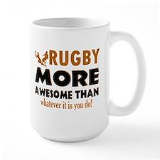 Awesome rugby designs Mug