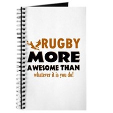 Awesome rugby designs Journal