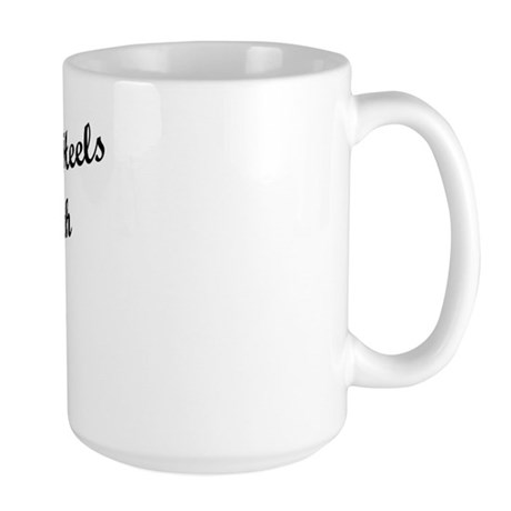 In Love with Eula Large Mug