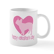 French Bulldog Valentine Mug