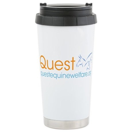 Quest Stainless Steel Travel Mug