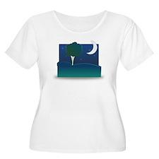 Beddy-bye Time Plus Size T-Shirt