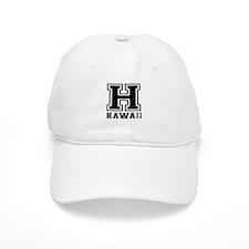 Hawaii State Designs Baseball Cap