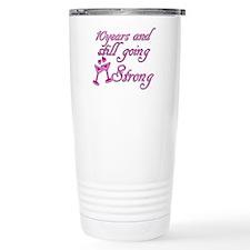 10th anniversary designs Travel Mug