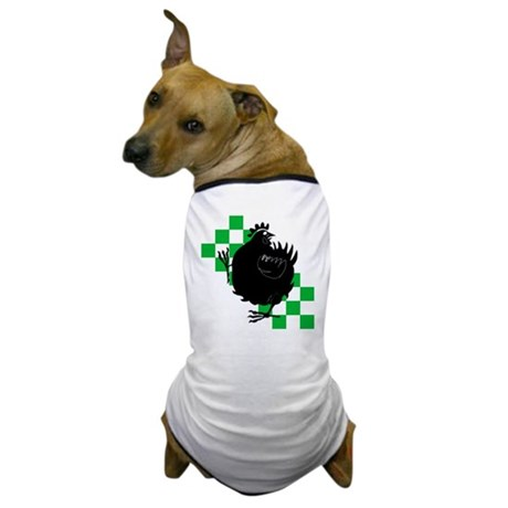 Chicken Knight Dog T-Shirt
