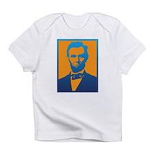 Abraham Lincoln Pop Art Infant T-Shirt