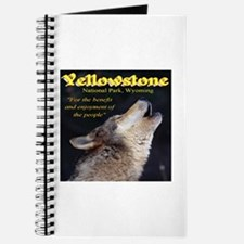 Yellowstone National Park, Wyoming Wolf Journal
