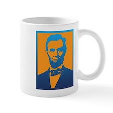 Abraham Lincoln Pop Art Mugs