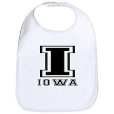 Iowa State Designs Bib
