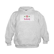"""Pink Daisy - """"Eden"""" Hoodie"""