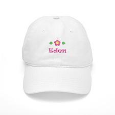 """Pink Daisy - """"Eden"""" Baseball Cap"""