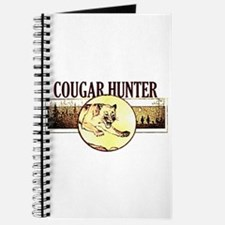 cougar hunter Journal