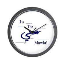 Mawla Ali Wall Clock