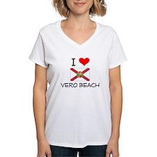 I Love VERO BEACH Florida T-Shirt