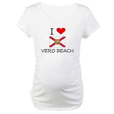 I Love VERO BEACH Florida Shirt