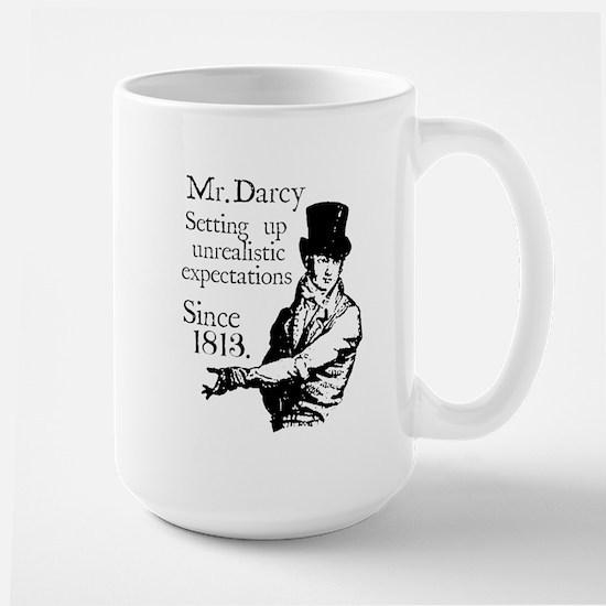 Mr. Darcy Mugs