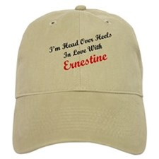 In Love with Ernestine Baseball Cap