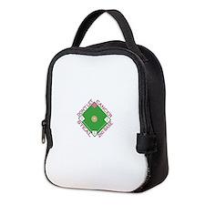 Don't Let Cancer Steal 2nd Base Neoprene Lunch Bag