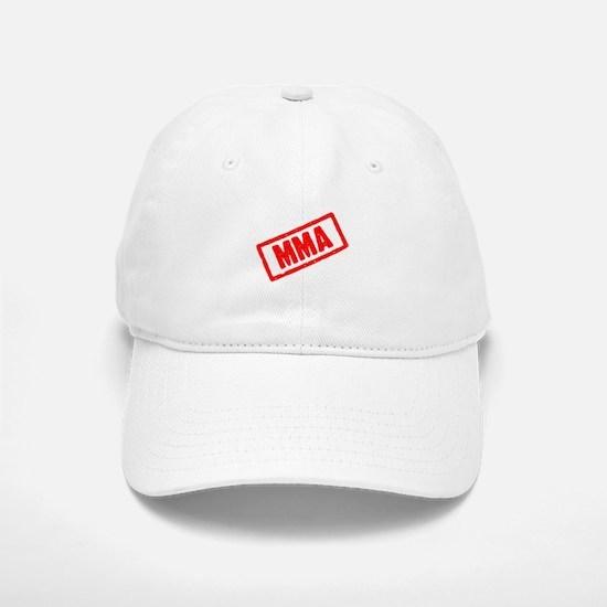 MMA (Mixed Martial Arts) Baseball Baseball Cap