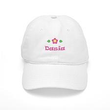 "Pink Daisy - ""Dasia"" Baseball Cap"