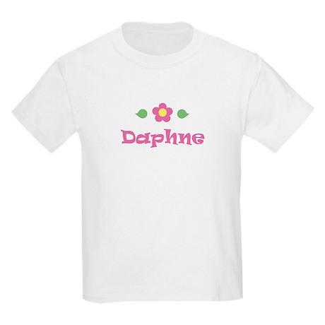 """Pink Daisy - """"Daphne"""" Kids T-Shirt"""