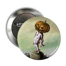 "A M Pie Halloween 2.25"" Button"