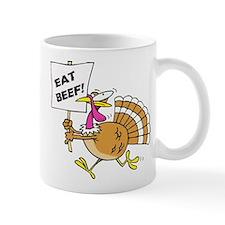 Eat Beef Mugs