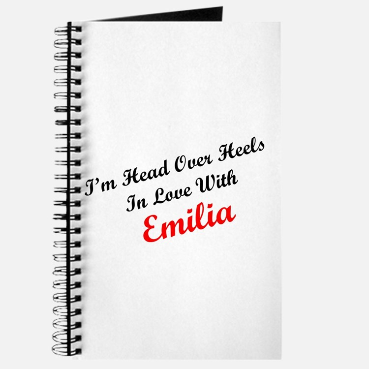 In Love with Emilia Journal