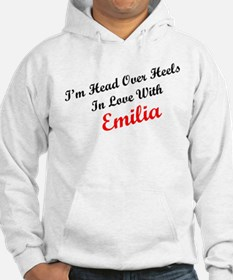 In Love with Emilia Hoodie