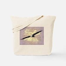 Wings as Eagles Bible Verse Tote Bag