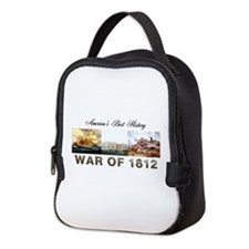 War of 1812 Neoprene Lunch Bag