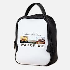 War of 1812 Neoprene Lunch Bag