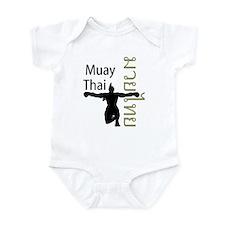 Muay Thai Infant Bodysuit