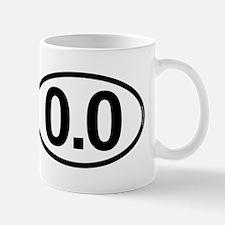 0.0 Zero Marathon Runner Mug