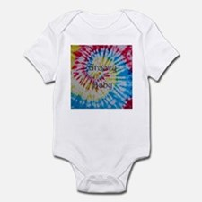 Groovy - Infant Tye-Dye Bodysuit