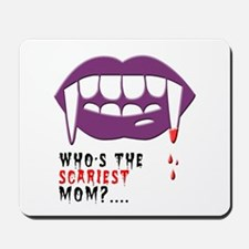 Vampire Mom Mousepad