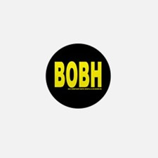 BOBH Mini Button - Bend Over, Be Happy