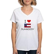 I Love DUNWOODY Georgia T-Shirt