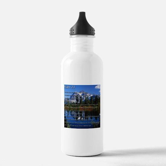 Psalm 23 Water Bottle