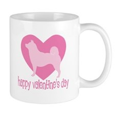 Shiba Inu Valentine Mug