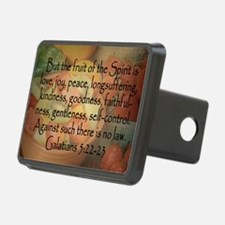 Fruit of the Spirit Photo Hitch Cover
