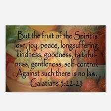 Fruit of the Spirit Photo Postcards (Package of 8)