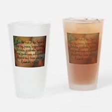 Fruit of the Spirit Photo Drinking Glass
