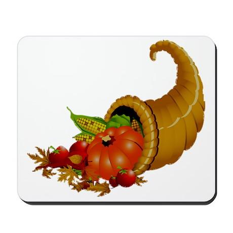 Horn of Pleanty Mousepad