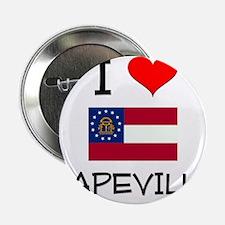 "I Love HAPEVILLE Georgia 2.25"" Button"