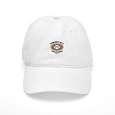 Dorkie dog Baseball Cap
