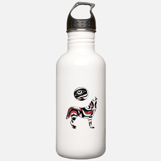 PACIFIC COASTAL HOWL Water Bottle